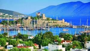 Bodrum City Tour Half Day