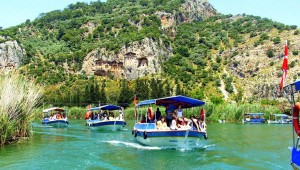 Dalyan and Caunos Tours