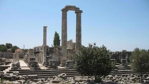 Ephesus miletus didyma tour