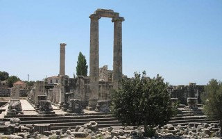 Ephesus miletus didyma private tour