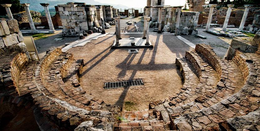 Travel Ephesus Turkey
